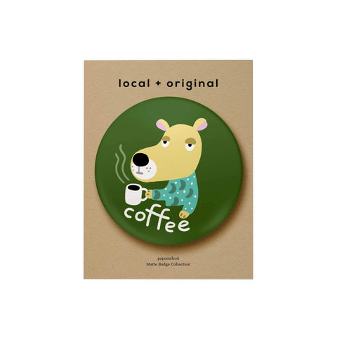 Activities Badge: Coffee