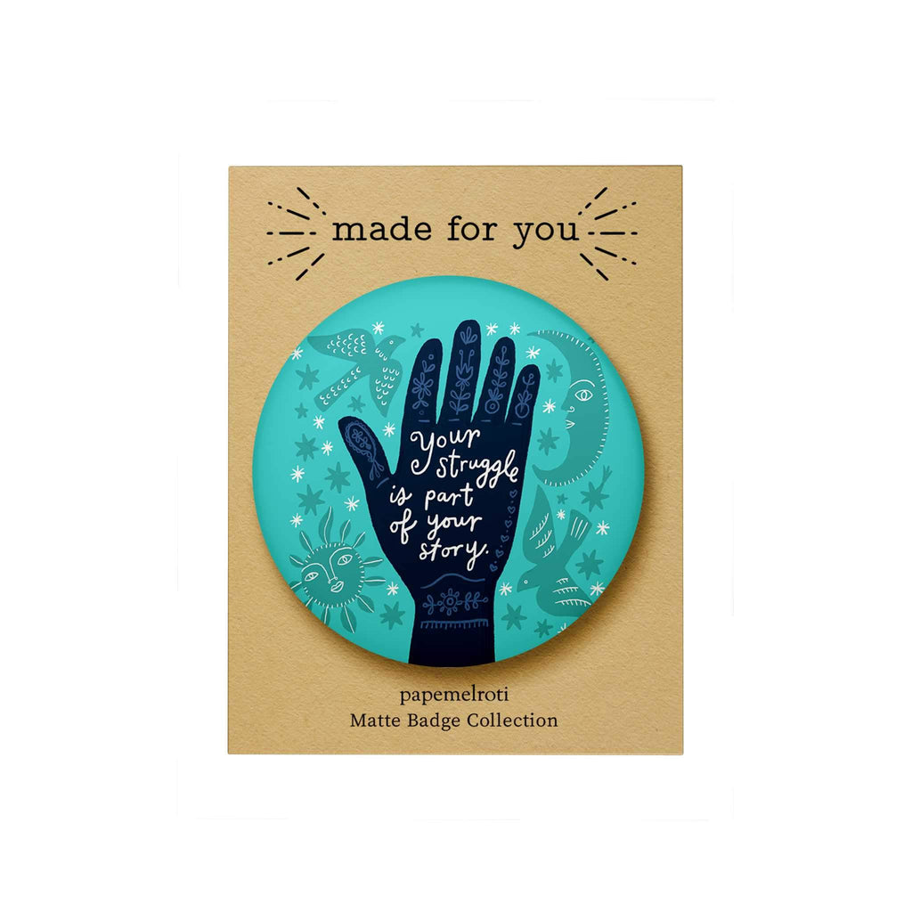 Affirmation Badge: Part of Your Story