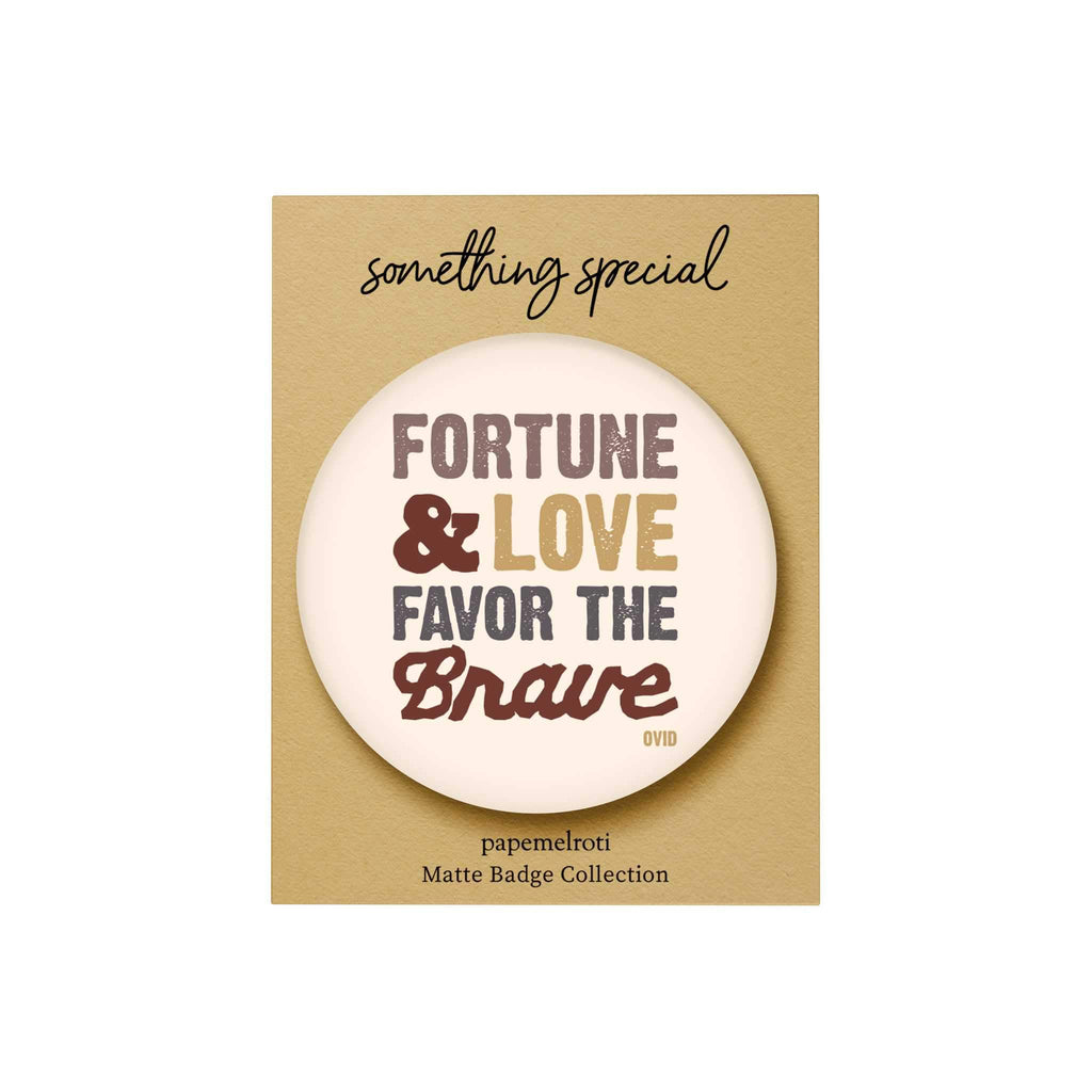 Words of Love Badge: Fortune and Love
