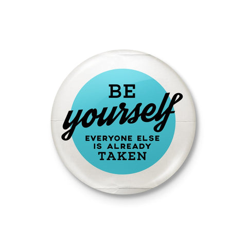 Be Yourself Badge