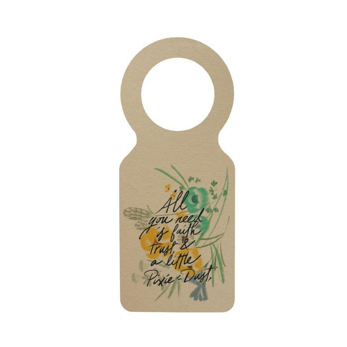 All You Need Is Faith Doorknob Hanger
