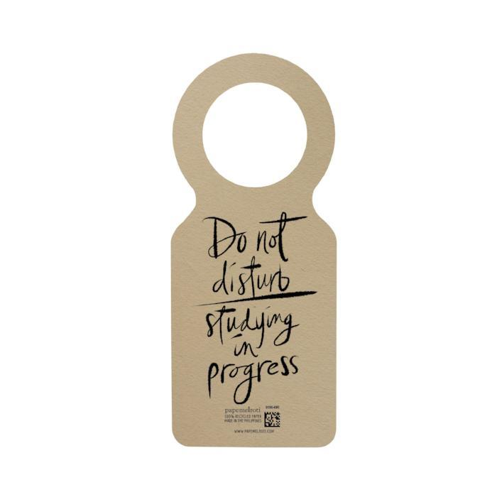Do All Things with Kindness Doorknob Hanger