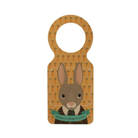 Kindness Is Always in Season Doorknob Hanger