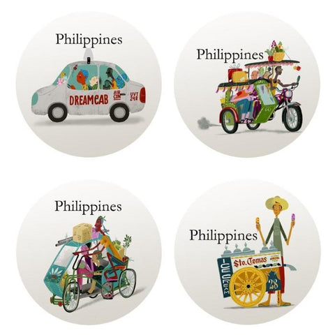 Philippines Sticker Pack