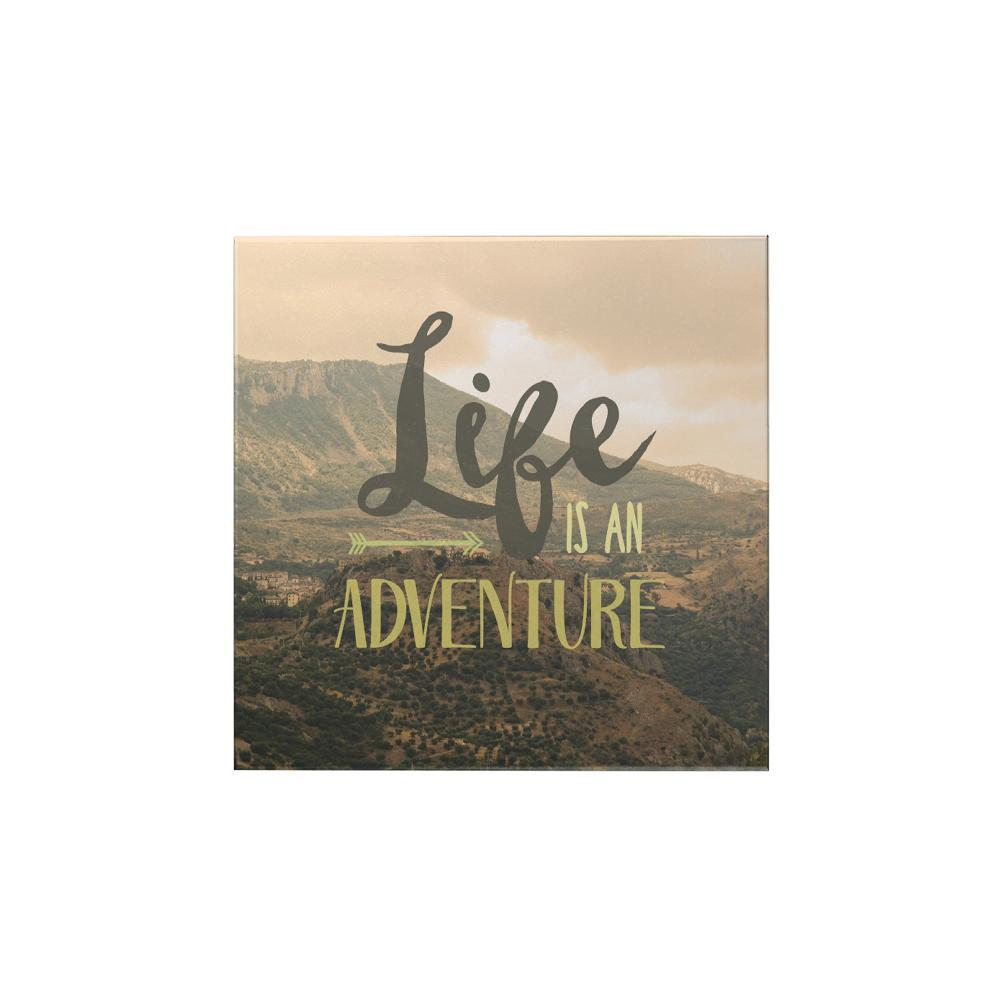 Life is an Adventure Magnet
