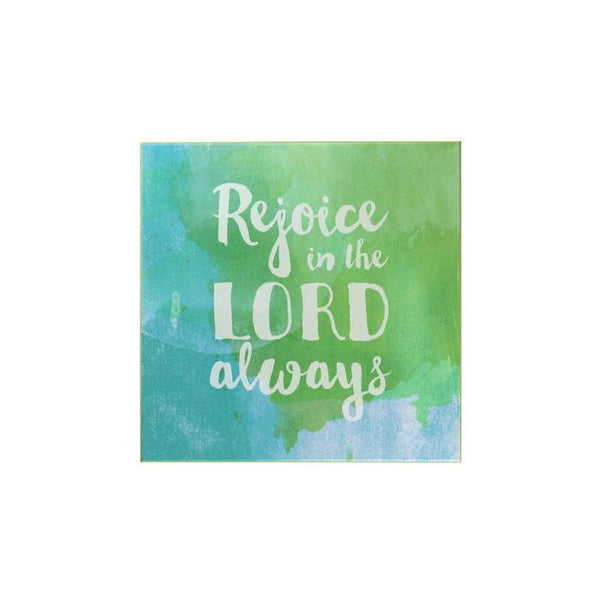 Rejoice in the Lord Always Magnet