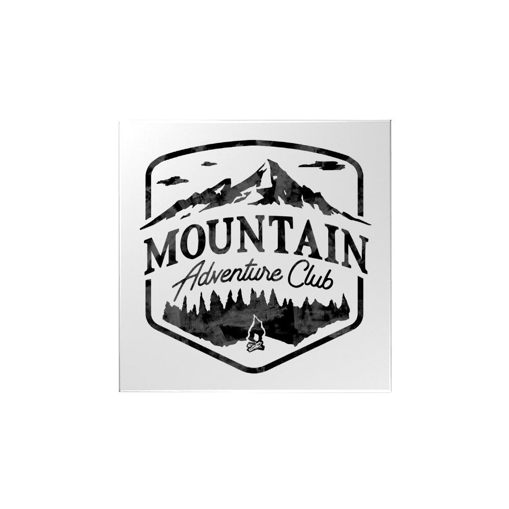 Mountain Adventure Club Magnet