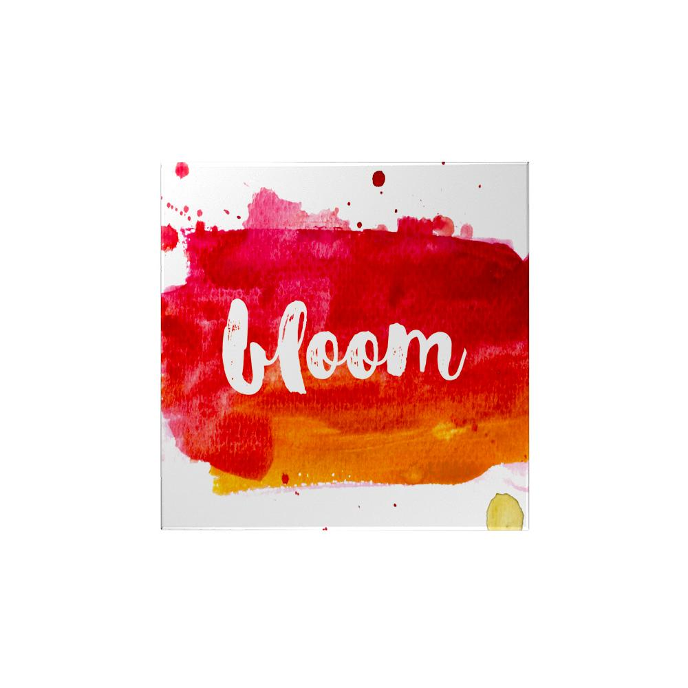 Watercolor: Bloom Magnet