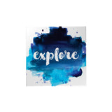 Watercolor: Explore Magnet