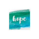 Watercolor: Hope Magnet