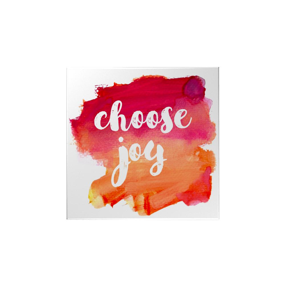 Watercolor: Choose Joy Magnet