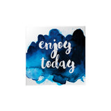 Watercolor: Enjoy Today Magnet