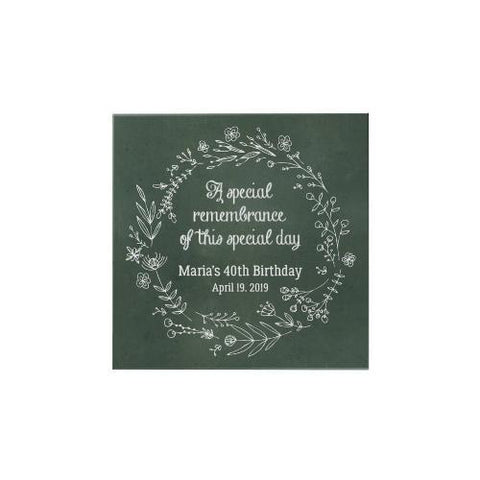 A Special Remembrance Personalized Magnet