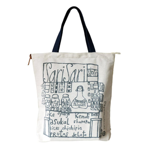 Sari-sari Store Canvas Bag