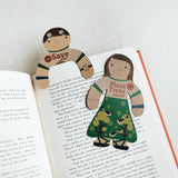 Princess Buddy Bookmark