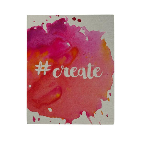 #Create Canvas Poster