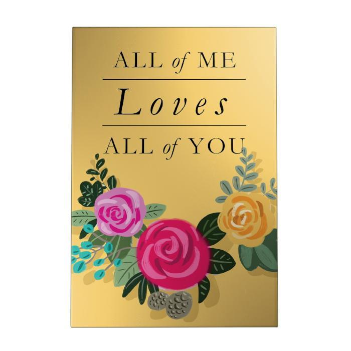 All of Me Decoposter