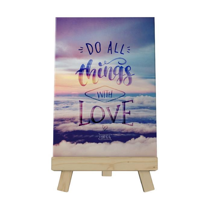Do All Things Decoposter