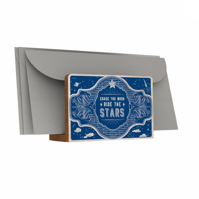 Chase the Moon Letter Holder