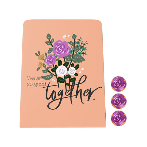 We Are so Good Together Desk Magnet Board