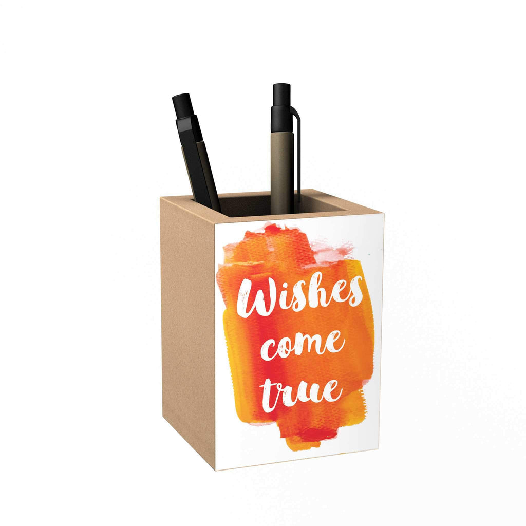 Watercolor: Wishes Come True Penholder