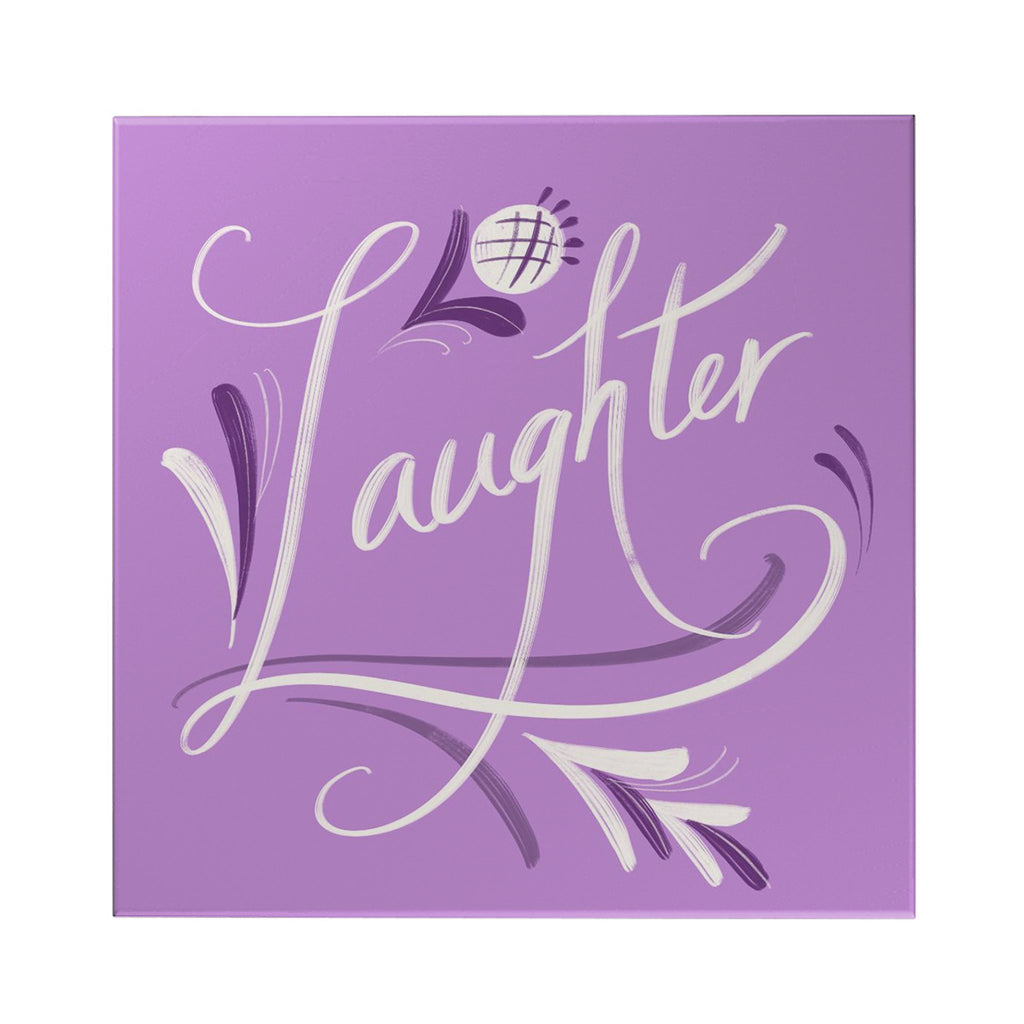 Laughter Decoposter