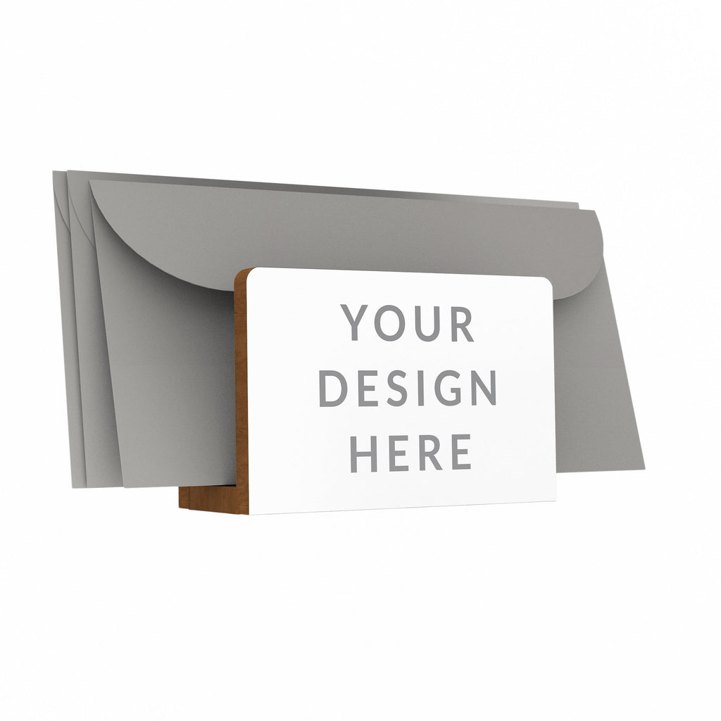 Personalized Letter Holder