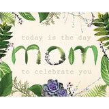 Mom Botanical Poster Freebie