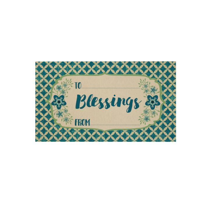 Blessings Gift Tags