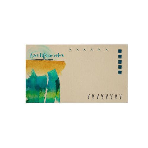 Live Life In Color Gift Cards