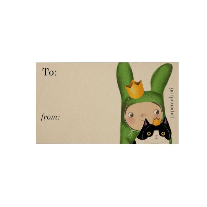 Little Rabbit Gift Cards
