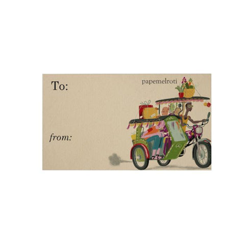 Philippines: Tricycle Gift Cards