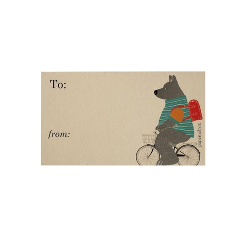 Bike: Bear Gift Cards