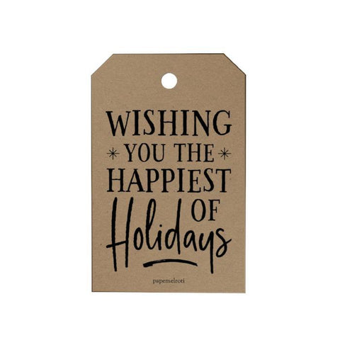 Wishing You Gift Tags