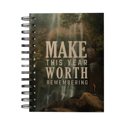 Make This Year Worth Remembering Art Journal 2019