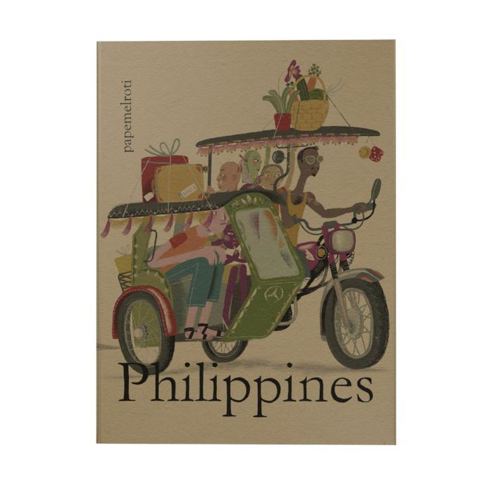 Philippines: Tricycle Notebook