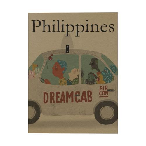 Philippines: Dreamcab Notebook