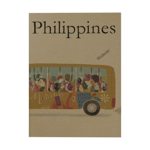 Philippines: Bus Notebook