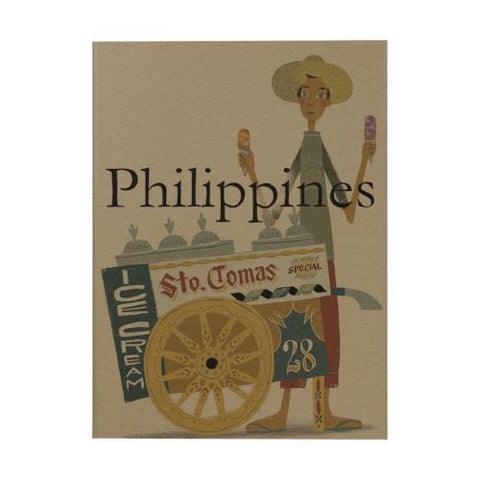 Philippines: Sorbetero Notebook