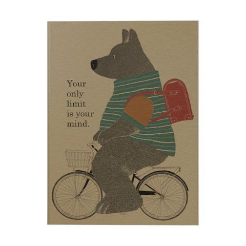 Bike: Bear Notebook