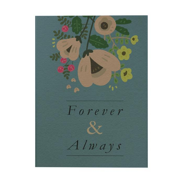 Forever and Always Notebook