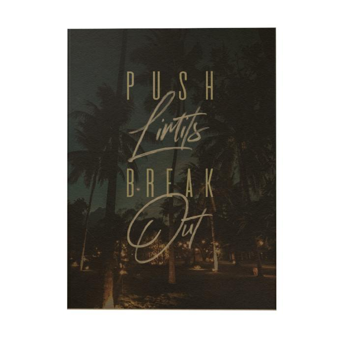 Push Limits Notebook