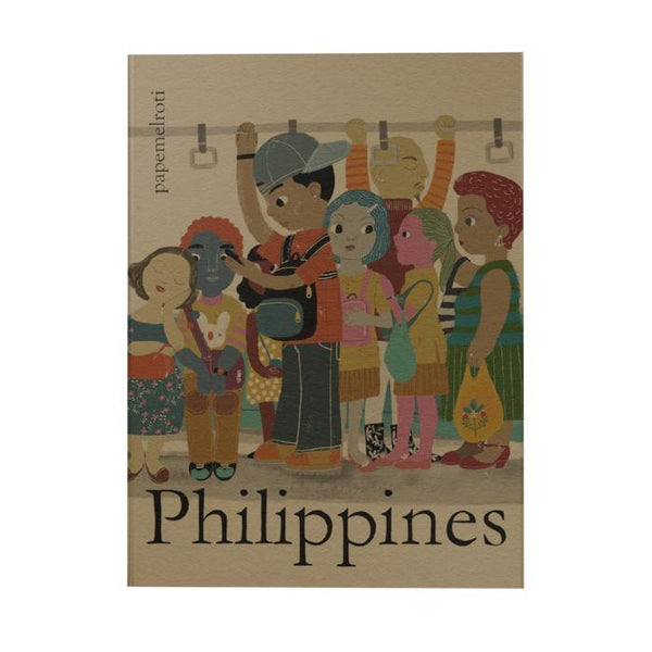 Philippines: Train Notebook