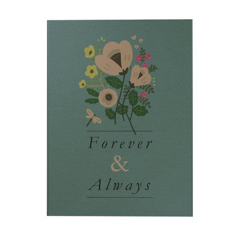 Forever and Always Notebook: Big