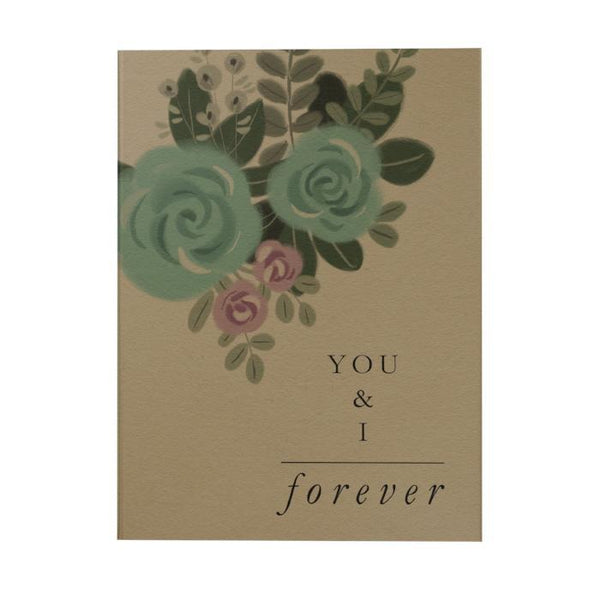You and I Forever Notebook: Big