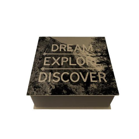 Dream Explore Discover Desk Pad