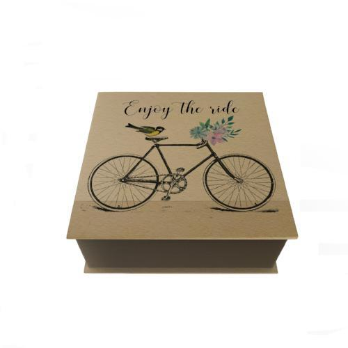 Enjoy the Ride Desk Pad
