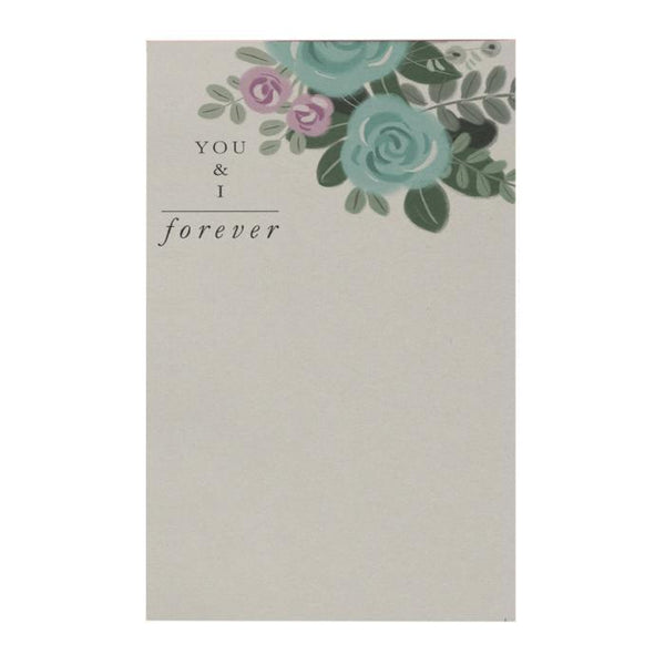 You and I Forever Notepad