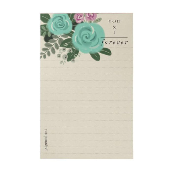 You & I Forever Writing Pad