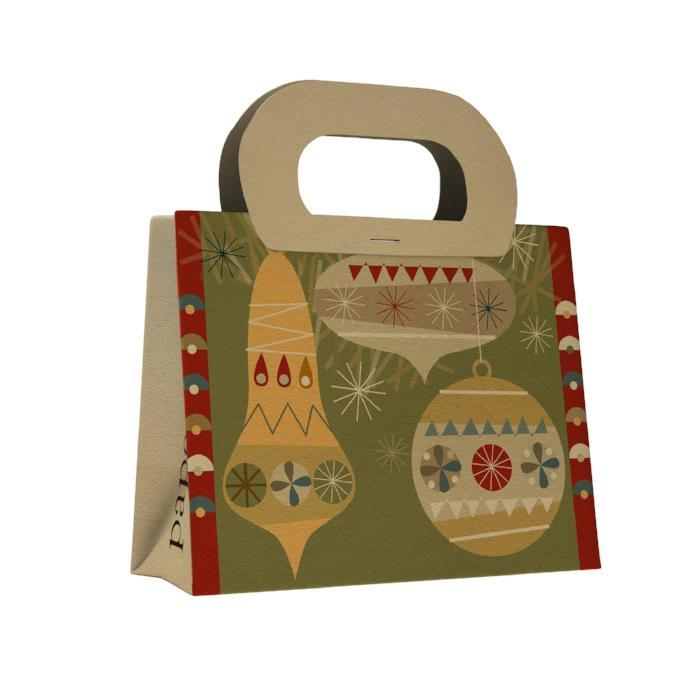 Christmas Ornaments Gift Bag
